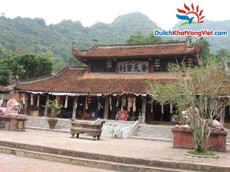 chua huong