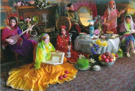 Lễ hội Novruz Thổ Nhĩ Kỳ