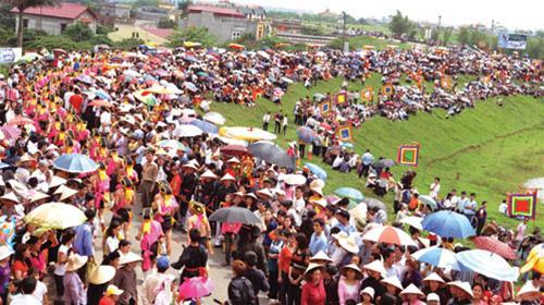 lễ hội mở mặt Hải Phòng