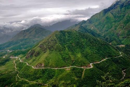 Đèo Ô quy hồ Sapa Lào Cai