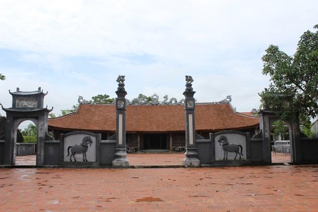 Đình Trà Cổ - Quảng Ninh - Địa danh nổi tiếng hấp dẫn khách du lịch