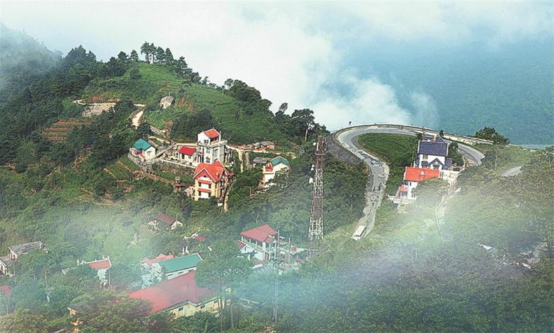 Tam Đảo - thành phố trong sương nổi tiếng tại miền bắc gần Hà Nội