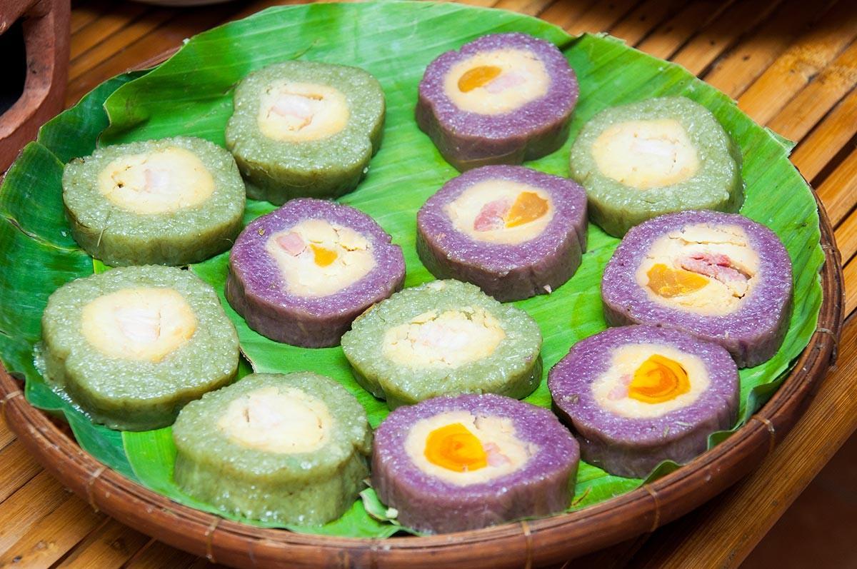 Bánh tét cật Phú Quốc