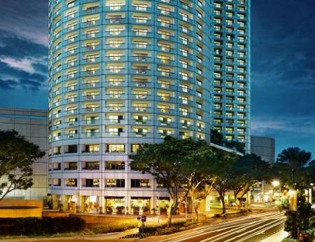 Khách sạn Fairmont Singapore