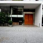 Lối vào Khách sạn Luxx XL Thái Lan