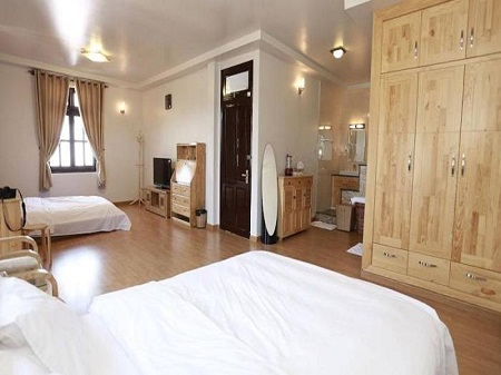 Một phòng trong Villa Tuấn Phạm Đà Lạt