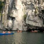 Vẻ đẹp hồ Ba Hầm