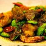 Gaeng Sataw từ đậu hôi