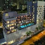 Vẻ đẹp khách sạn Dorsett Singapore