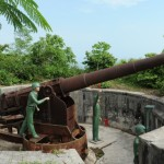 Pháo đài Thần công - Di tích lịch sử