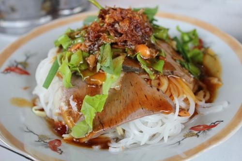Hủ tiếu khô Đà Nẵng