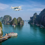 Ngắm vịnh Hạ Long từ trên cao