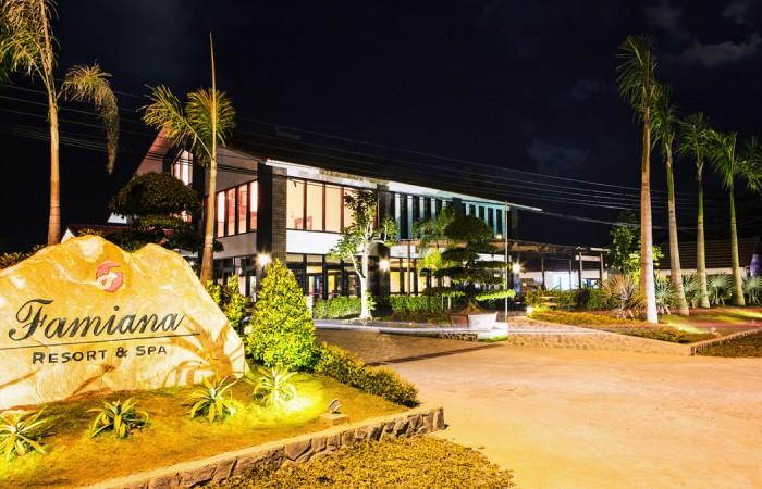 Khu nghỉ dưỡng Famiana