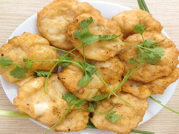 Món chả mực nổi tiếng ở Bãi Cháy - Hạ Long