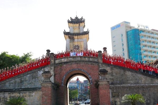 Hoạt động tại Quảng Bình Quan
