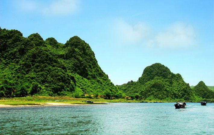 Sông Son mang vẻ đẹp bình yênSông Son mang vẻ đẹp bình yên